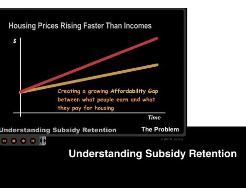 Understanding Subsidy Retention