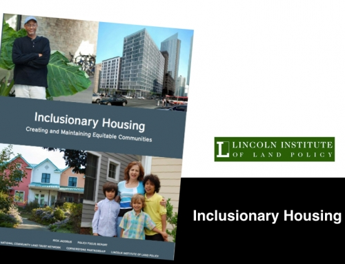 Inclusionary Housing Guidebook