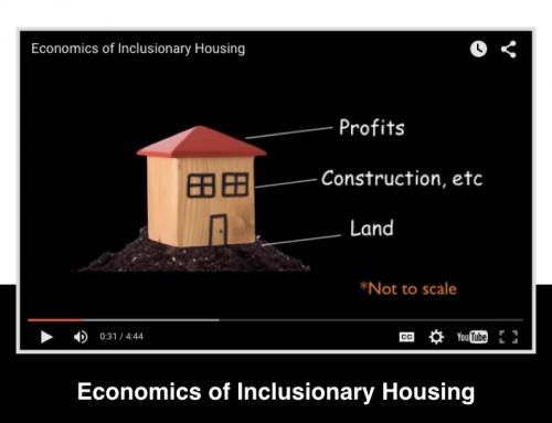 Economics of Inclusionary Housing