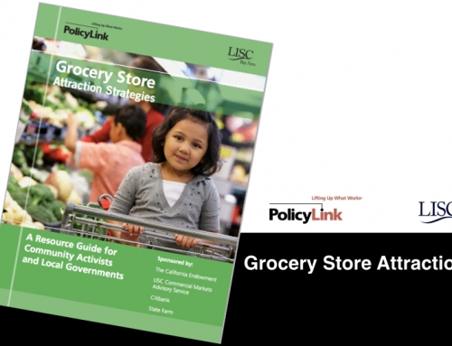 Grocery Store Attraction Strategies