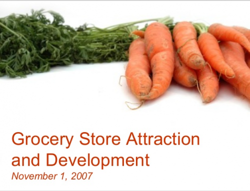 Grocery Store Attraction Symposium